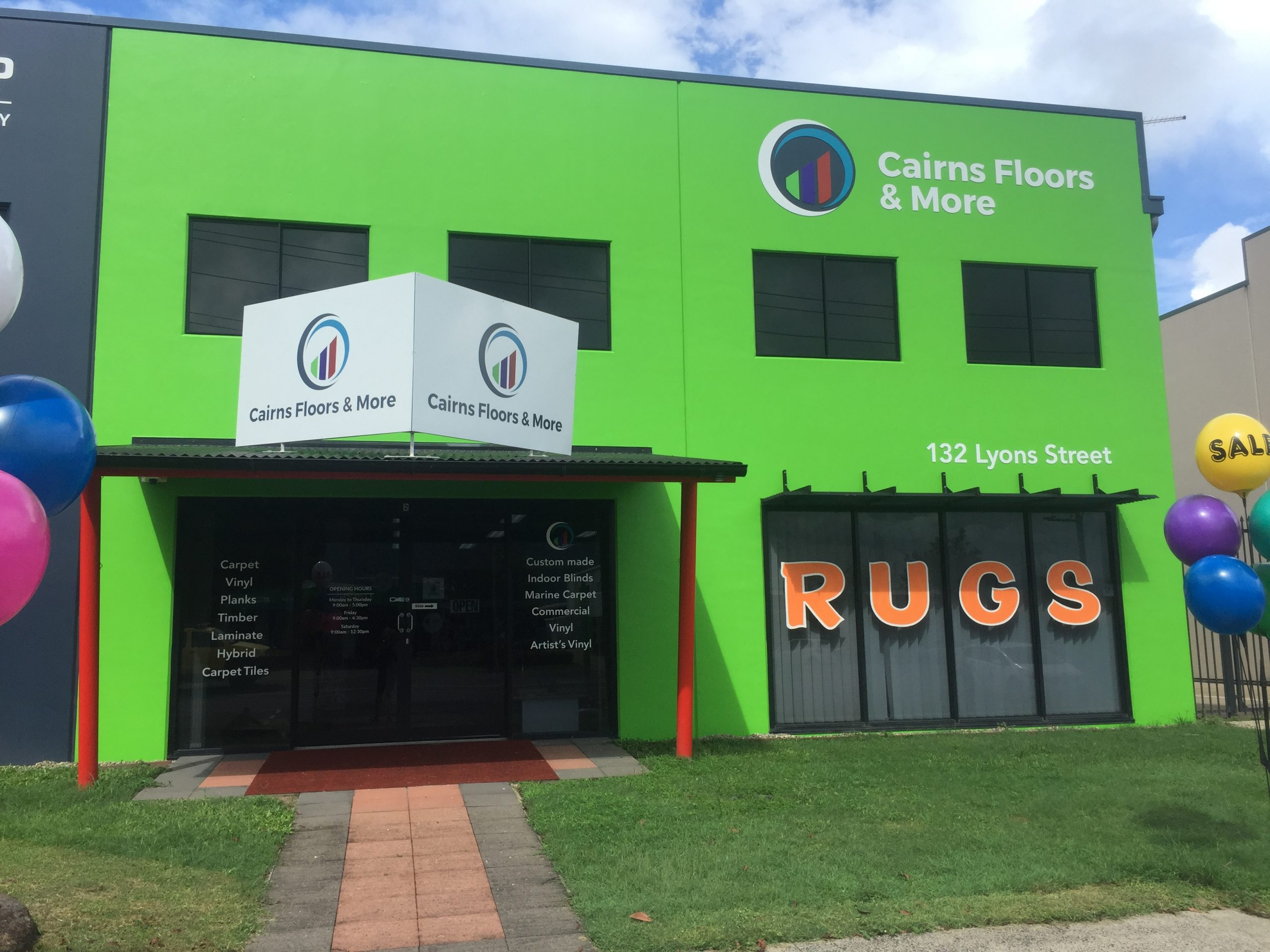 Floor-store-cairns